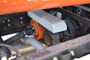 Вакуумная машина АТ ВО-0701 на шасси DAYUN CGC1100